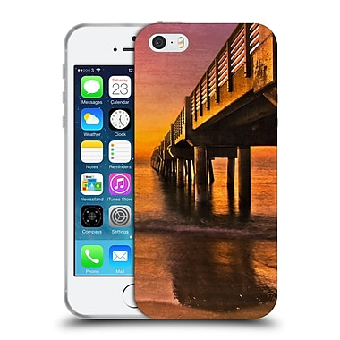 Official Celebrate Life Gallery Beaches 2 Into The Light Soft Gel Case for Apple iPhone 5 / 5s / SE
