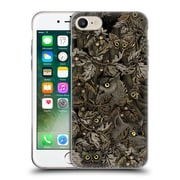 Official Celandine Camouflage Fit In Natural Soft Gel Case for Apple iPhone 7