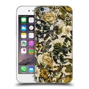 Official Burcu Korkmazyurek Floral Warm Winter Garden Soft Gel Case for Apple iPhone 6 / 6s