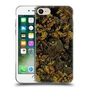 Official Celandine Camouflage Fit In Orange Soft Gel Case for Apple iPhone 7