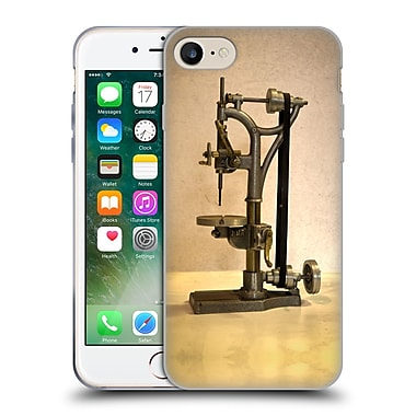 Official Celebrate Life Gallery Tools Drill Press Soft Gel Case for Apple iPhone 7
