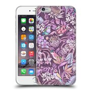 Official Celandine Tropical Pattern Stand Out Pastel Soft Gel Case for Apple iPhone 6 Plus / 6s Plus