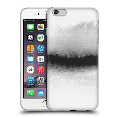 Official Caitlin Workman Black and White Horizon Soft Gel Case for Apple iPhone 6 Plus / 6s Plus