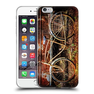 Official Celebrate Life Gallery Bicycle Rusty Ride Soft Gel Case for Apple iPhone 6 Plus / 6s Plus