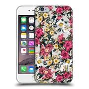 Official Burcu Korkmazyurek Floral Classic Floral II Soft Gel Case for Apple iPhone 6 / 6s