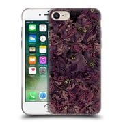 Official Celandine Camouflage Fit In Mauve Soft Gel Case for Apple iPhone 7