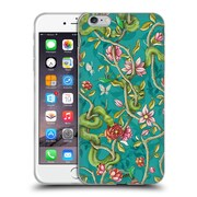 Official Celandine Wild Things Morning Song Turquoise Soft Gel Case for Apple iPhone 6 Plus / 6s Plus