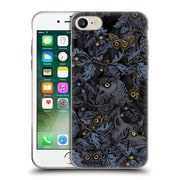 Official Celandine Camouflage Fit In Blue Soft Gel Case for Apple iPhone 7