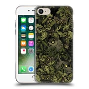 Official Celandine Camouflage Fit In Green Soft Gel Case for Apple iPhone 7