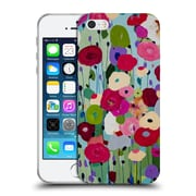 Official Carrie Schmitt Florals Making Wishes Soft Gel Case for Apple iPhone 5 / 5s / SE