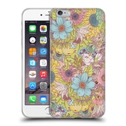 Official Celandine Wild Things The Wild Side Pastel Soft Gel Case for Apple iPhone 6 Plus / 6s Plus