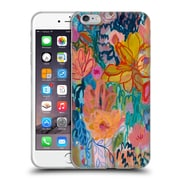 Official Carrie Schmitt Florals Exhalation Soft Gel Case for Apple iPhone 6 Plus / 6s Plus