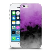 Official Caleb Troy Clouds Zero Visibility Orchid Soft Gel Case for Apple iPhone 5 / 5s / SE