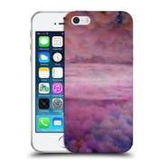 Official Caleb Troy Clouds Orange Berry Clouds Soft Gel Case for Apple iPhone 5 / 5s / SE