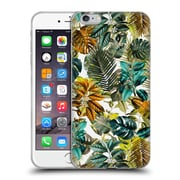 Official Burcu Korkmazyurek Tropical Garden Soft Gel Case for Apple iPhone 6 Plus / 6s Plus