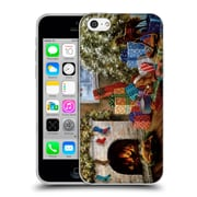 Official Christmas Mix Winter Wonderland Nicky Boehme Not A Creature Was Stirring Soft Gel Case for Apple iPhone 5c
