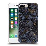 Official Celandine Camouflage Fit In Blue Soft Gel Case for Apple iPhone 7 Plus