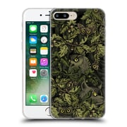 Official Celandine Camouflage Fit In Green Soft Gel Case for Apple iPhone 7 Plus