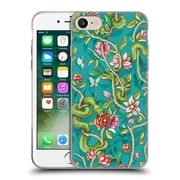 Official Celandine Wild Things Morning Song Turquoise Soft Gel Case for Apple iPhone 7