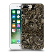 Official Celandine Camouflage Fit In Natural Soft Gel Case for Apple iPhone 7 Plus