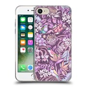 Official Celandine Tropical Pattern Stand Out Pastel Soft Gel Case for Apple iPhone 7