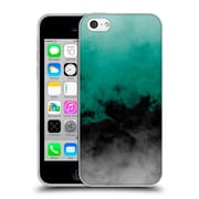 Official Caleb Troy Clouds Zero Visibility Emerald Soft Gel Case for Apple iPhone 5c
