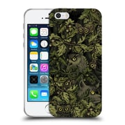 Official Celandine Camouflage Fit In Green Soft Gel Case for Apple iPhone 5 / 5s / SE
