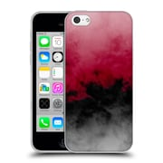 Official Caleb Troy Clouds Zero Visibility Crimson Soft Gel Case for Apple iPhone 5c