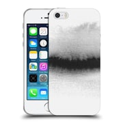 Official Caitlin Workman Black and White Horizon Soft Gel Case for Apple iPhone 5 / 5s / SE
