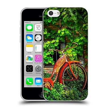 Official Celebrate Life Gallery Bicycle Old Soft Gel Case for Apple iPhone 5c