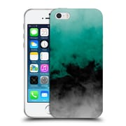 Official Caleb Troy Clouds Zero Visibility Emerald Soft Gel Case for Apple iPhone 5 / 5s / SE