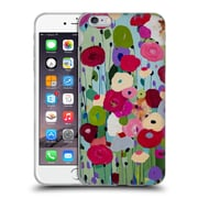 Official Carrie Schmitt Florals Making Wishes Soft Gel Case for Apple iPhone 6 Plus / 6s Plus