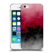 Official Caleb Troy Clouds Zero Visibility Crimson Soft Gel Case for Apple iPhone 5 / 5s / SE