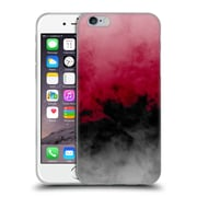 Official Caleb Troy Clouds Zero Visibility Crimson Soft Gel Case for Apple iPhone 6 / 6s