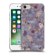 Official Celandine Wild Things The Wild Side Lavender Soft Gel Case for Apple iPhone 7