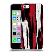 Official Caleb Troy Wood Crimson Splinters Soft Gel Case for Apple iPhone 5c