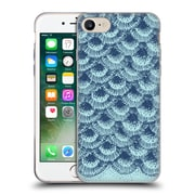 Official Caitlin Workman Modern Organic Burst Sea Soft Gel Case for Apple iPhone 7