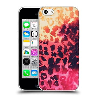 Official Caleb Troy Vivid Leo Fire Soft Gel Case for Apple iPhone 5c