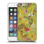 Official Celandine Wild Things Morning Song Mustard Soft Gel Case for Apple iPhone 6 Plus / 6s Plus