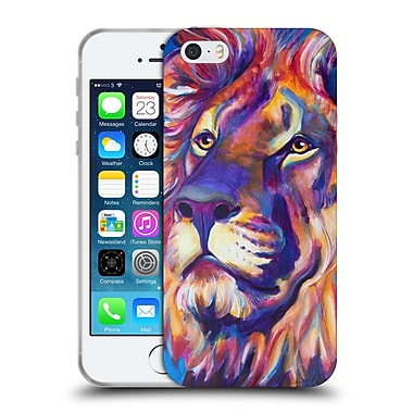 Official DAWGART WILDLIFE Lion Cecil Soft Gel Case for Apple iPhone 5 / 5s / SE