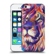 Official DAWGART WILDLIFE Lion Cecil Soft Gel Case for Apple iPhone 5 / 5s / SE