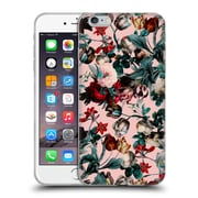 Official Burcu Korkmazyurek Floral Summer Botanical XI Soft Gel Case for Apple iPhone 6 Plus / 6s Plus