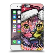 Official Christmas Mix Pets Dean Russo Cat Soft Gel Case for Apple iPhone 6 / 6s
