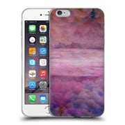 Official Caleb Troy Clouds Orange Berry Clouds Soft Gel Case for Apple iPhone 6 Plus / 6s Plus