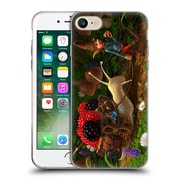 Official Christos Karapanos Fantasy Creatures 2 The Way Home Soft Gel Case for Apple iPhone 7