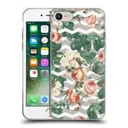 Official Burcu Korkmazyurek Floral 2 Vintage Garden III Soft Gel Case for Apple iPhone 7
