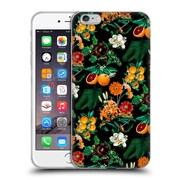 Official Burcu Korkmazyurek Tropical Fruit And Floral Soft Gel Case for Apple iPhone 6 Plus / 6s Plus