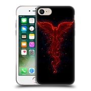 Official Christos Karapanos Phoenix 2 Red Soft Gel Case for Apple iPhone 7
