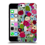 Official Carrie Schmitt Florals Making Wishes Soft Gel Case for Apple iPhone 5c