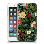 Official Burcu Korkmazyurek Floral 2 Night Forest VIII Soft Gel Case for Apple iPhone 6 Plus / 6s Plus